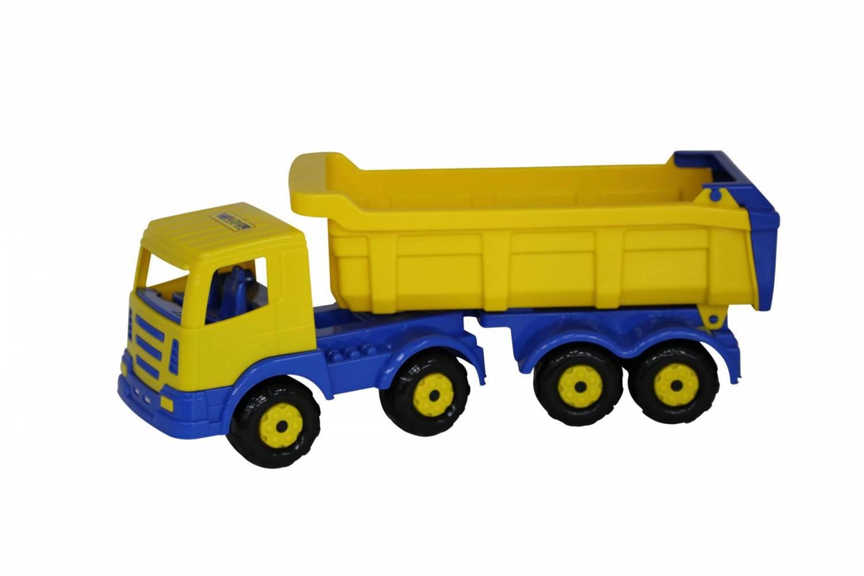 игры для мальчиков грузовики с прицепом считают
